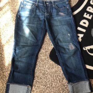 Women's crop jeans 👖